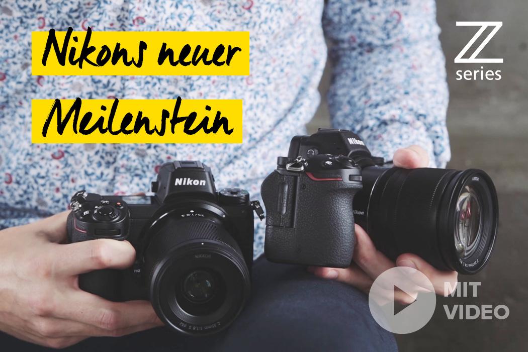 Nikon Z Vollformat Neuheit