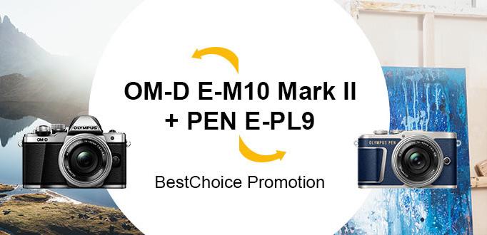 Olympus BestChoice Promotion
