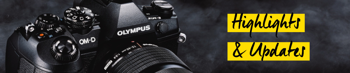 Olympus Info Day