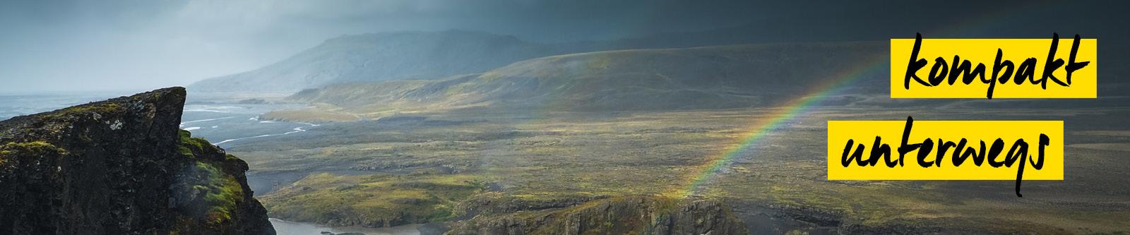 Landschaft von Island