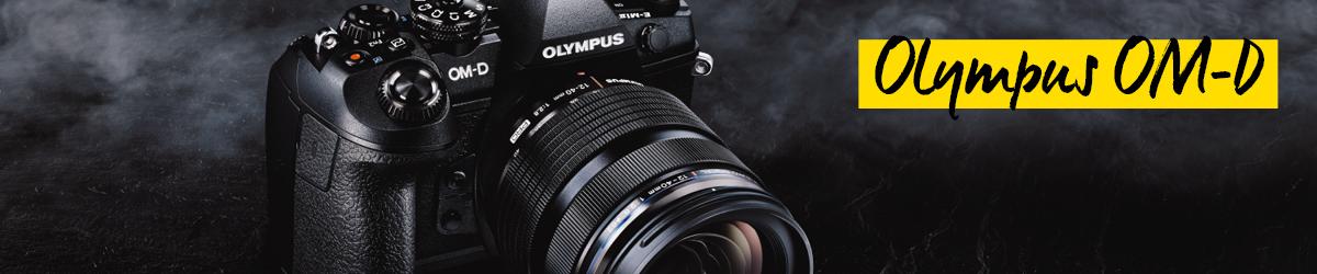 Olympus OM-D Systemkameras