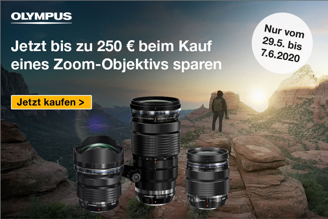 Olympus Sofortrabatt Aktion