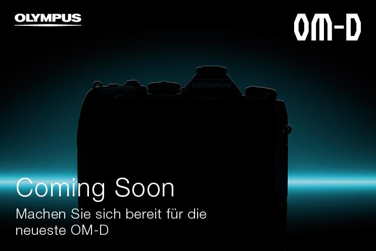 Neue Olympus OM-D