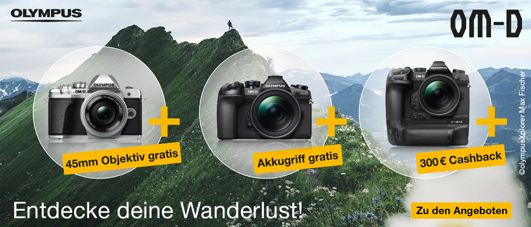 Olympus Sommer Promotion