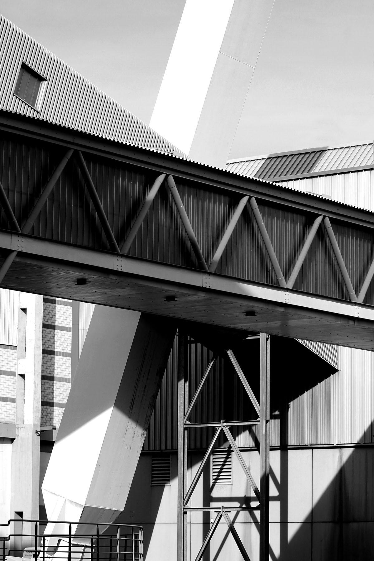 Industrielle Architektur