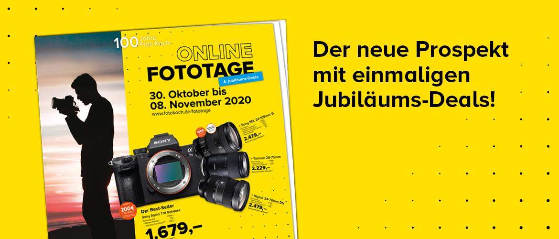 Online Fototage Prospekt Angebote