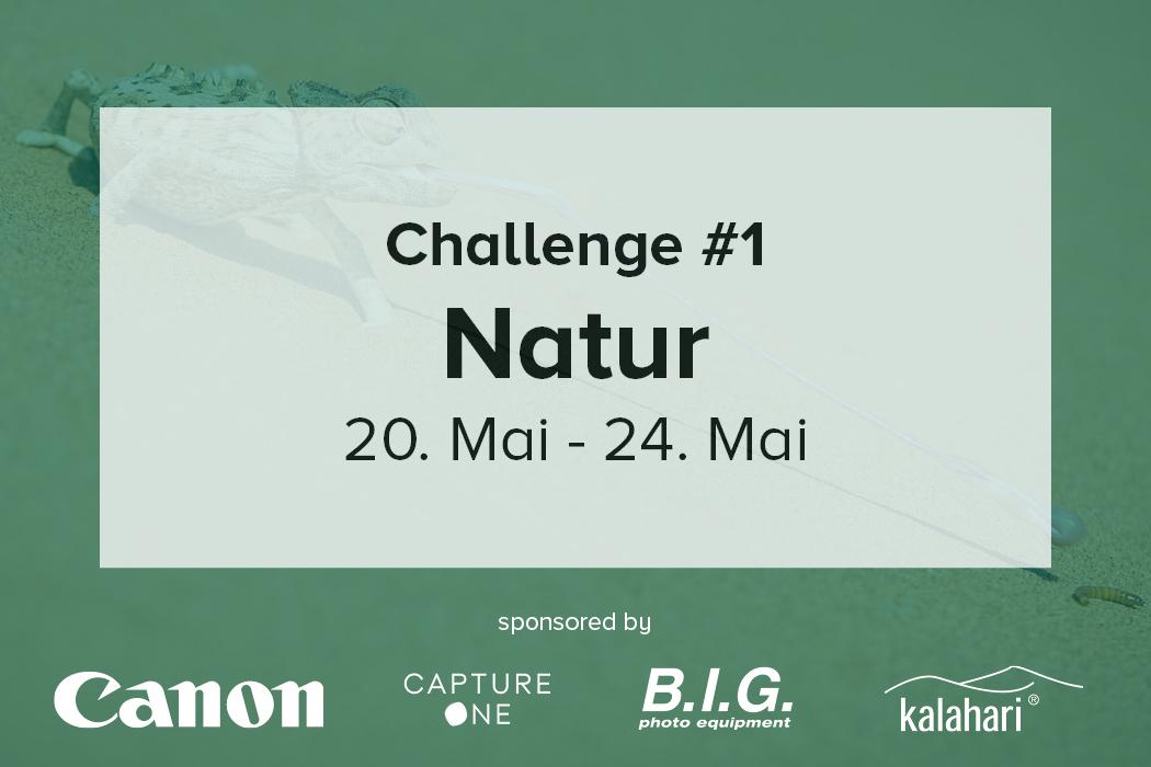 Online Fototage Challenge Natur
