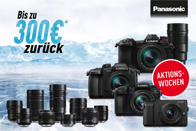 Panasonic Lumix Winter Cashback