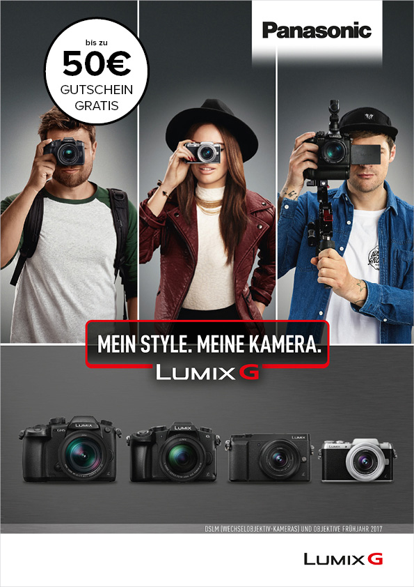 Panasonic Sommeraktion
