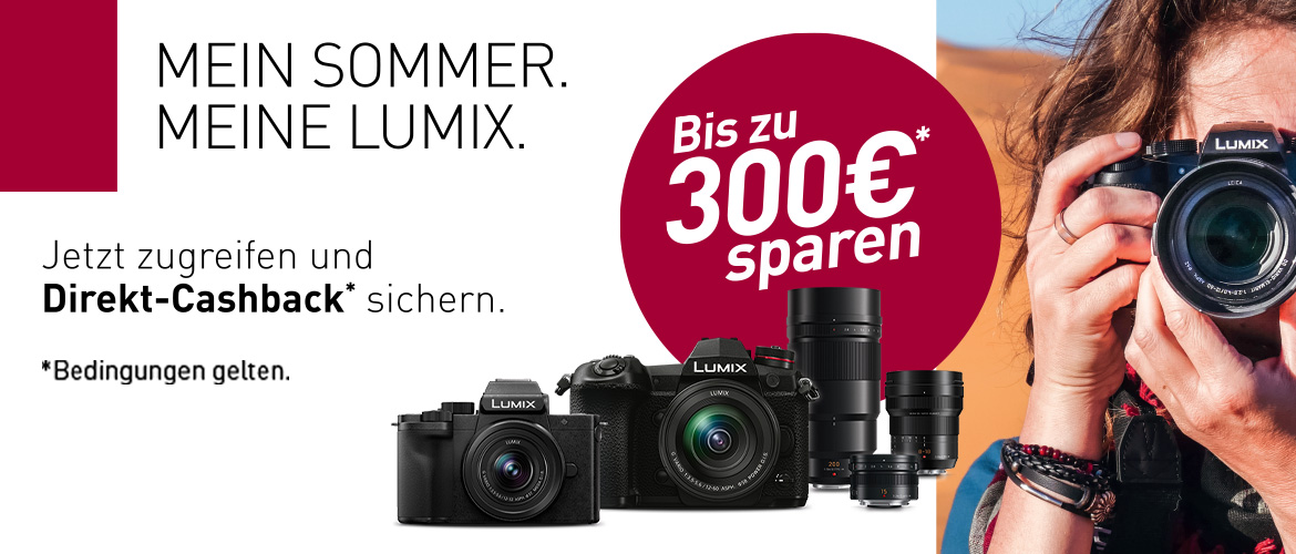 Panasonic Lumix G Aktion