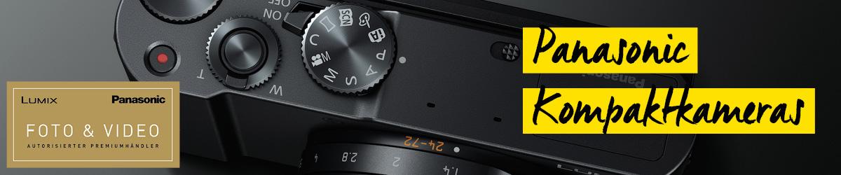 Panasonic Kompaktkameras