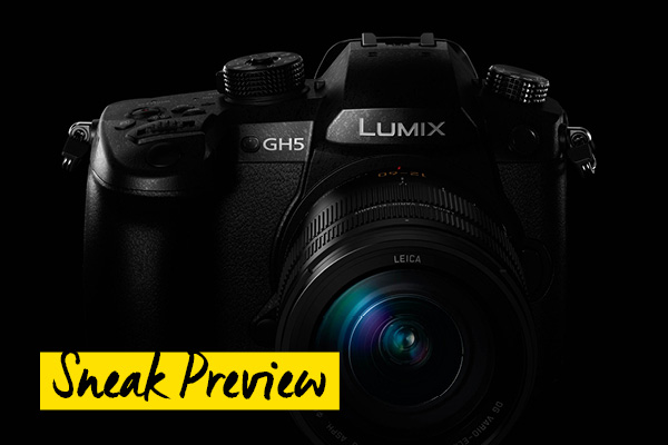 Panasonic Lumix GH5 Roadshow