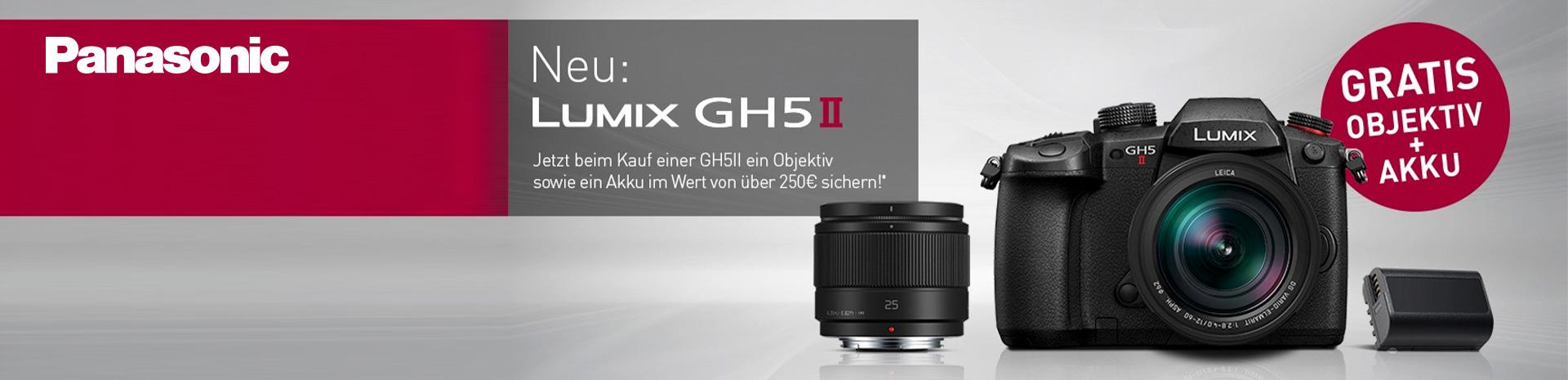 Panasonic Lumix S5 Einführungsaktion