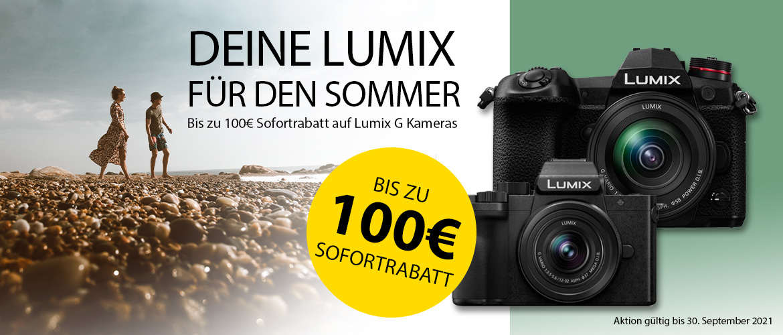 Panasonic Lumix G Aktion