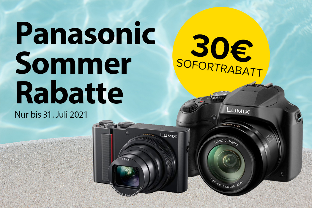Panasonic Sommer Rabatte