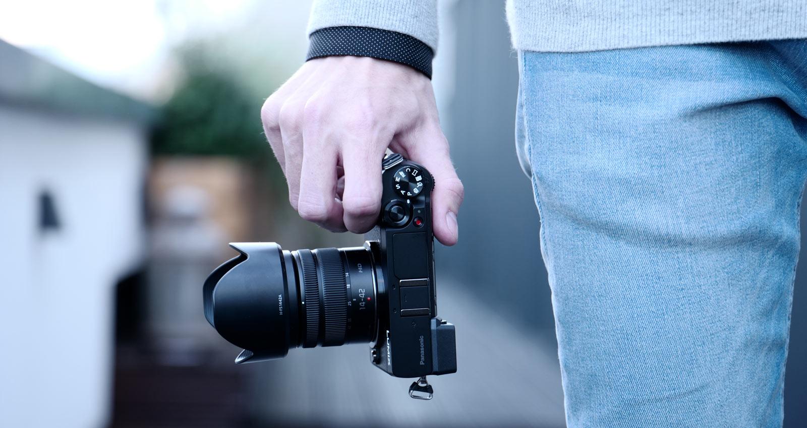 Systemkamera Panasonic Lumix GX 80