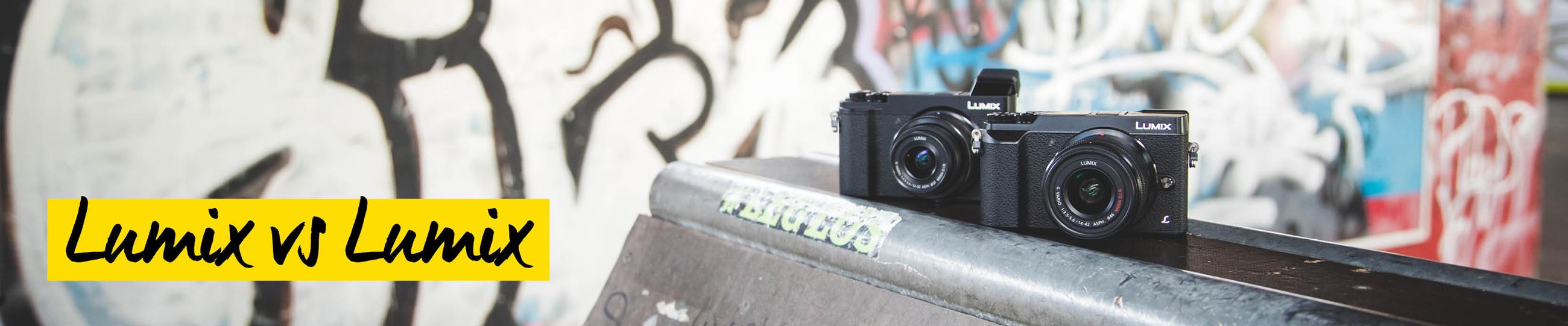 Panasonic Lumix Systemkamera Vergleich