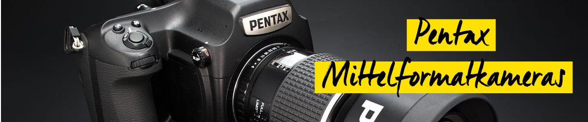 Pentax Mittelformatkameras
