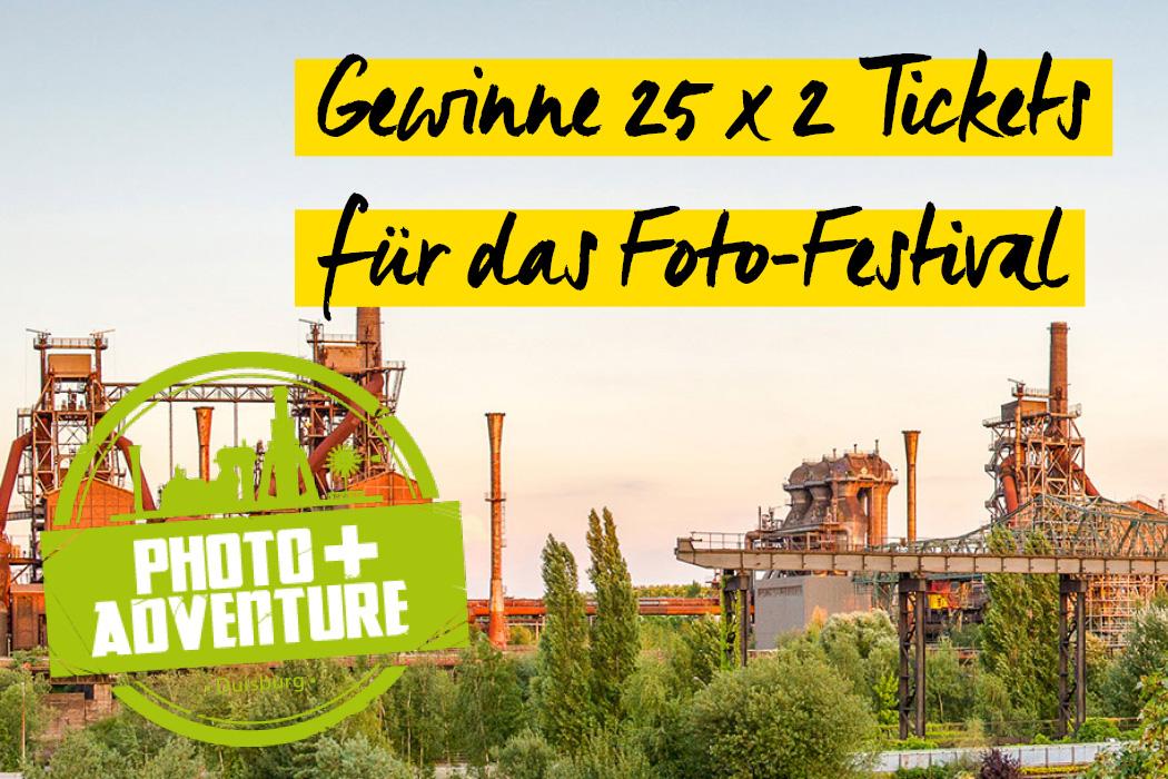Gewinnspiel Photo + Adventure