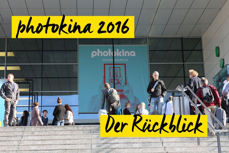 photokina 2016 Rückblick