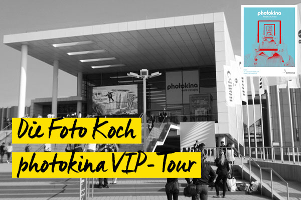 Photokina VIP-Tour