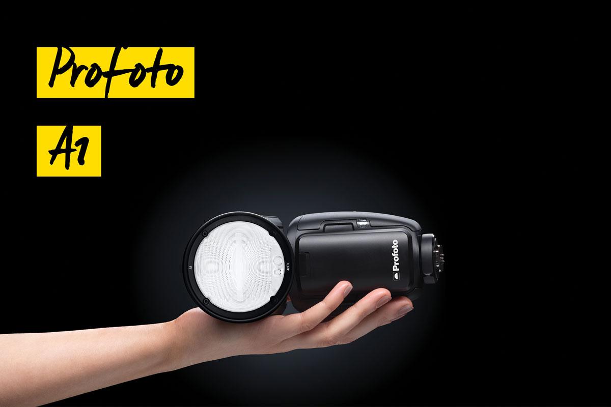 Profoto A1 - Blitzgeräte Übersicht