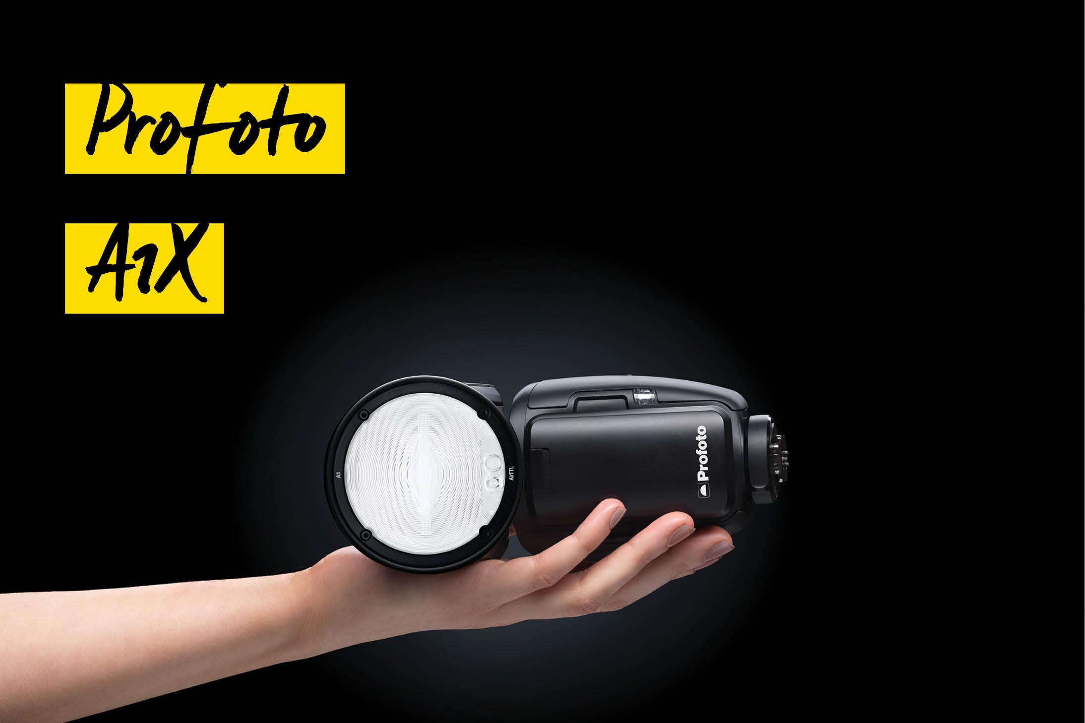 Profoto A1X - Blitzgeräte Übersicht