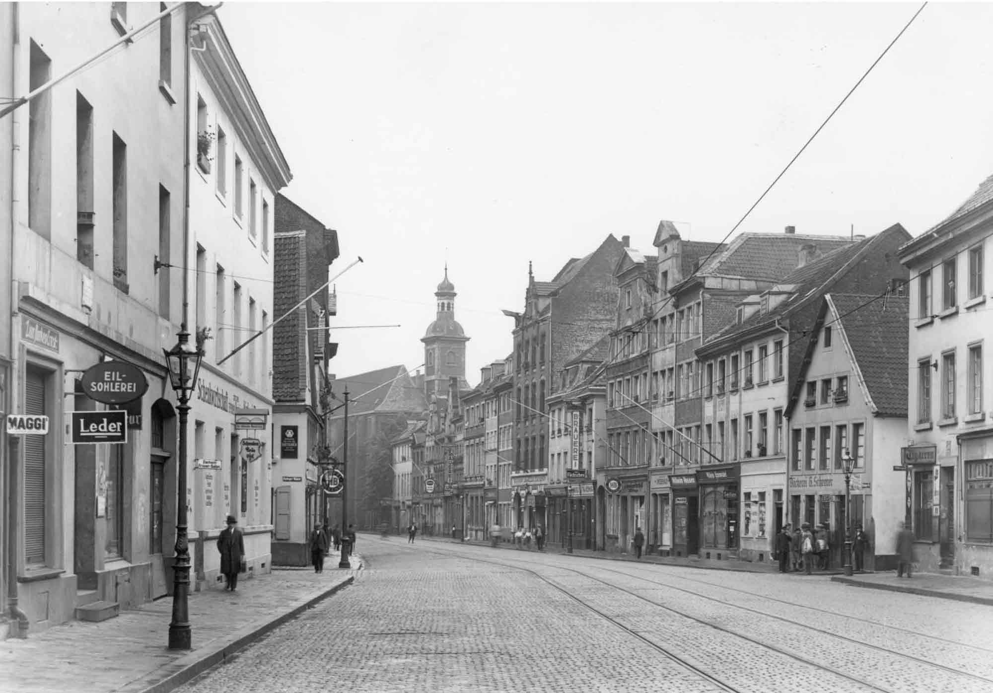 Ratinger Straße Düsseldorf
