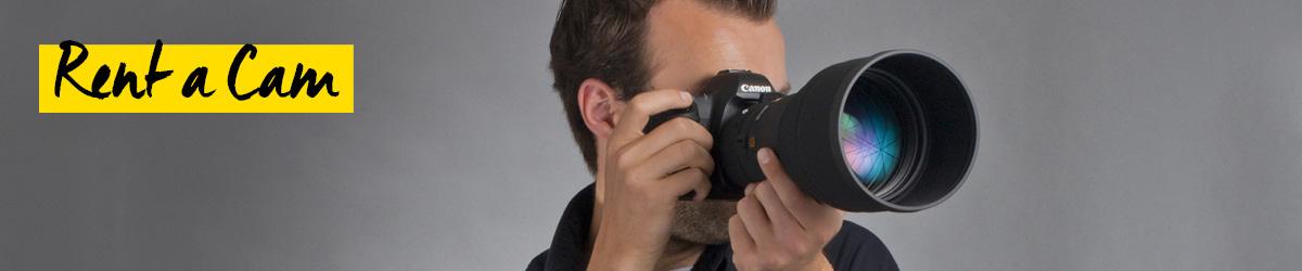 Kamera Rent Service