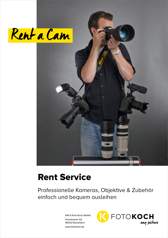 Rent Service Preisliste