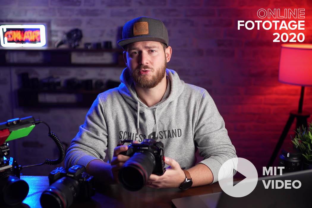 Review: Kamera-Neuheiten 2020 - Schie�-Stand