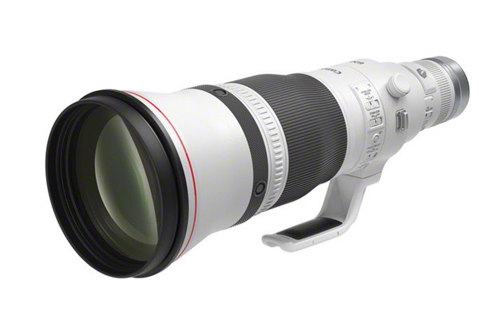 Canon RF 600mm