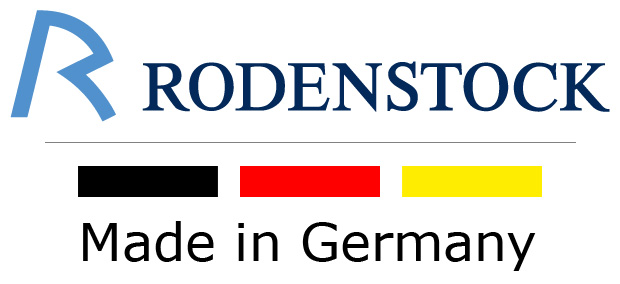 Dieses Rodenstock Qualitätsprodukt ist Made in Germany.