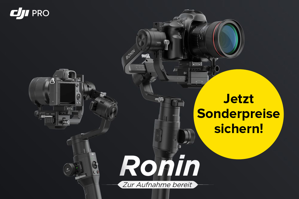 DJI Ronin Sonderpreise