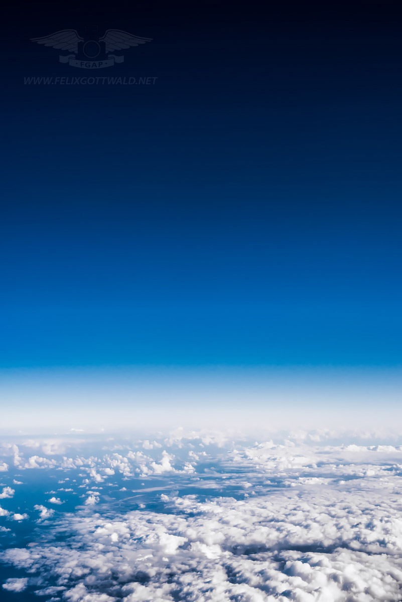 Schnappschuss 53 - Aviation Photography - Atlantischer Ozean