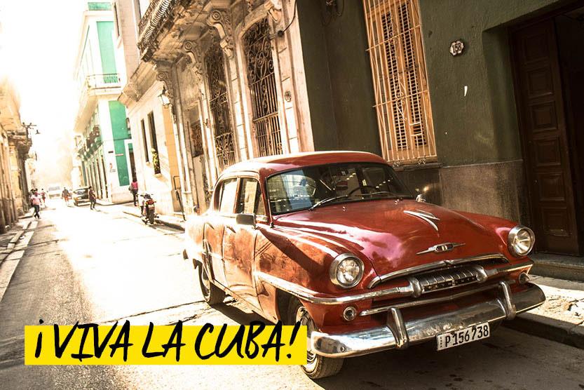 Schnappschuss: Viva la Cuba