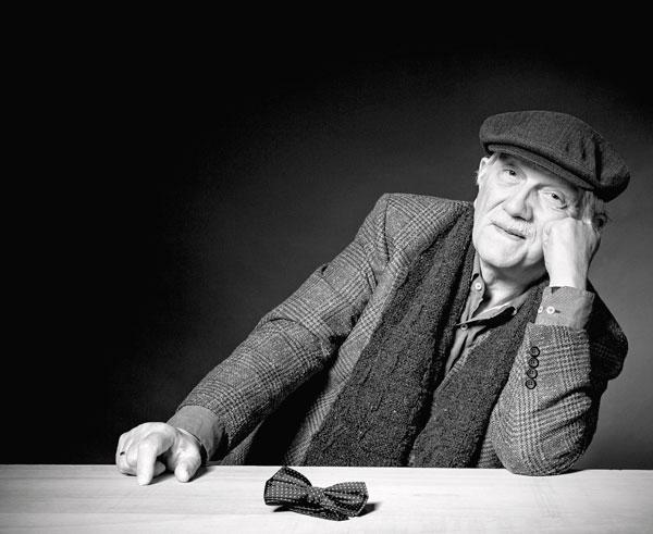 Schnappschuss 55 entweder-oder Peter Köhn Der Schauspieler Karl Heinz von Hassel