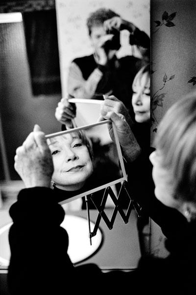 Shirley MacLaine von Andreas Neubauer