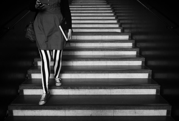 Stripes I, Stockholm von Thomas Leuthard