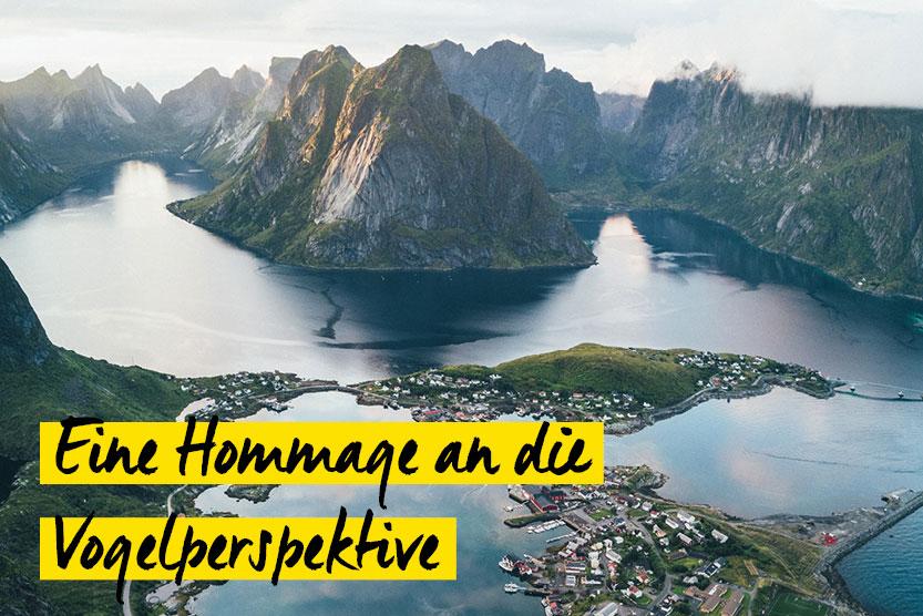 Germandrones - Eine Hommage an die Vogelperspektive