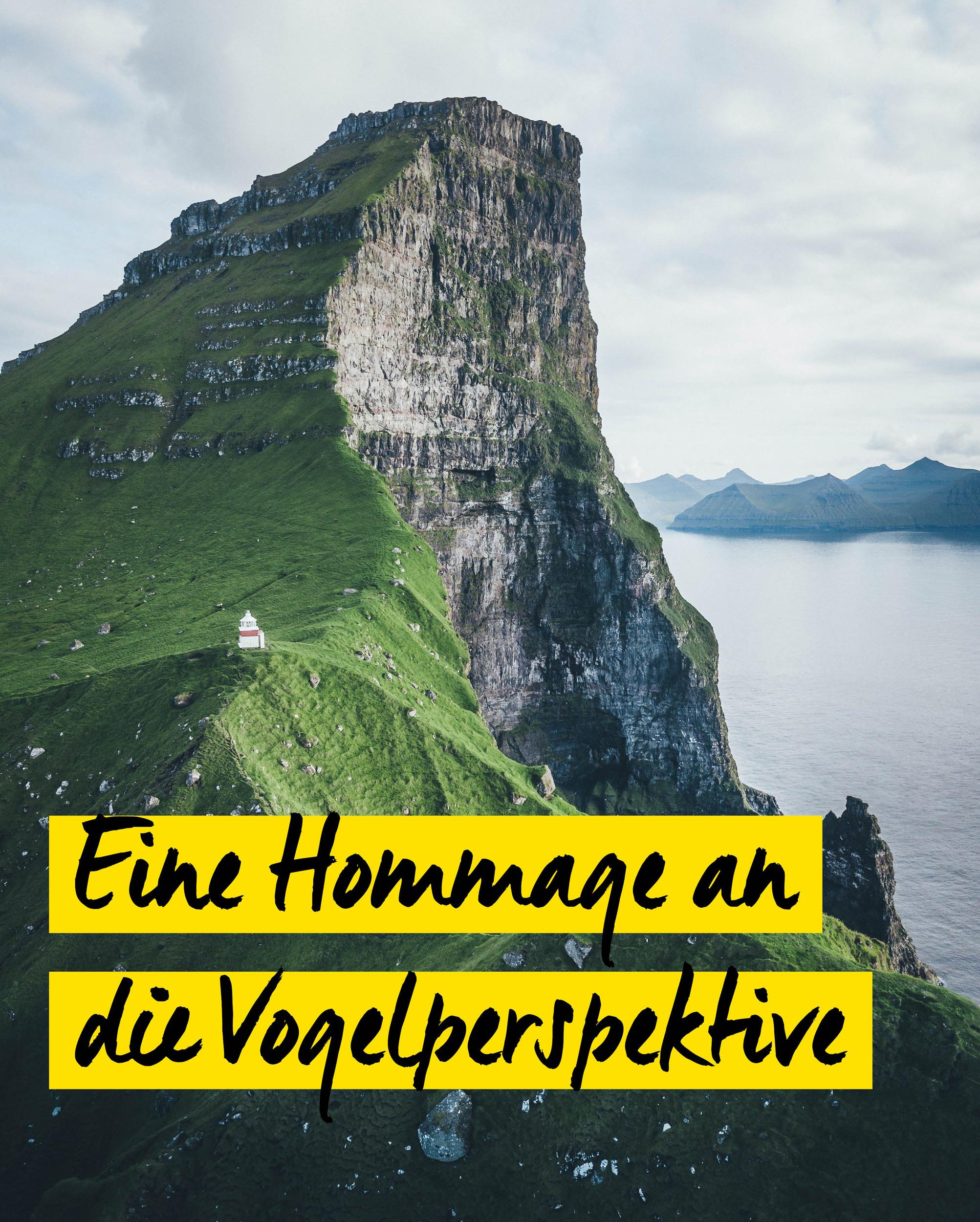 Germandrones Vogelperspektive