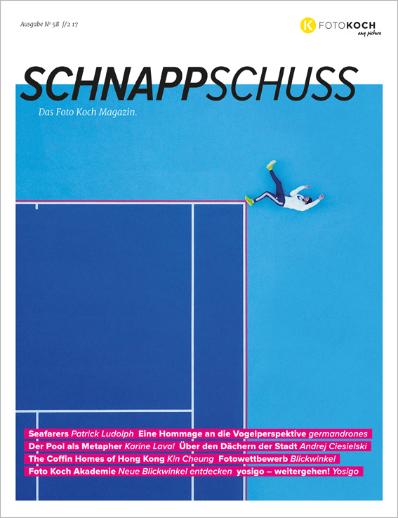 Schnappschuss No. 58 - Perspektiven Titel