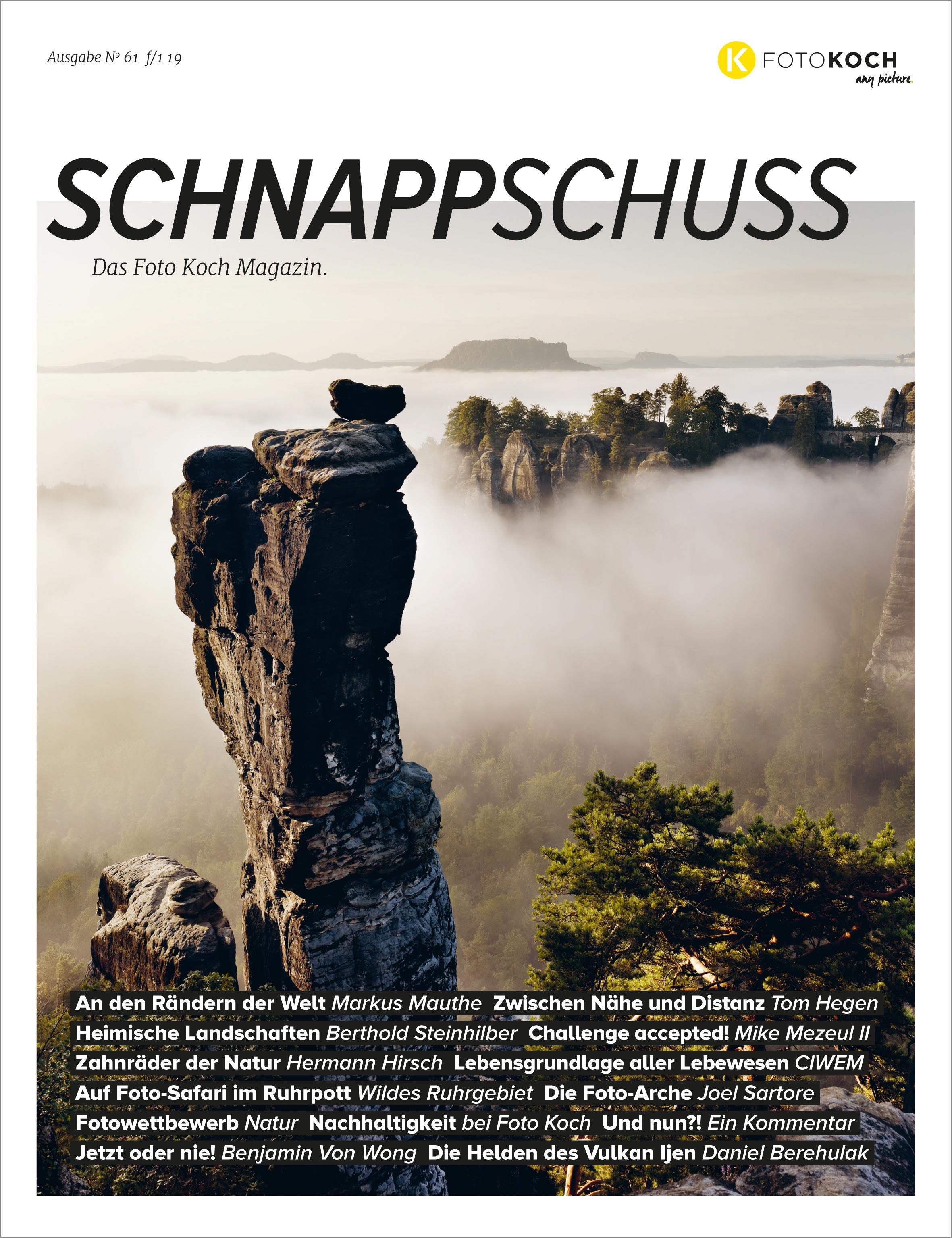 Schnappschuss Magazin Natur