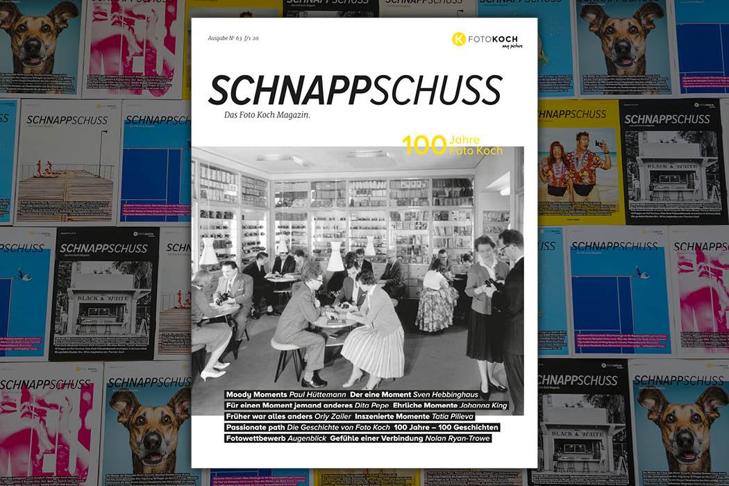 Schnappschuss No. 63 Momente Teaser