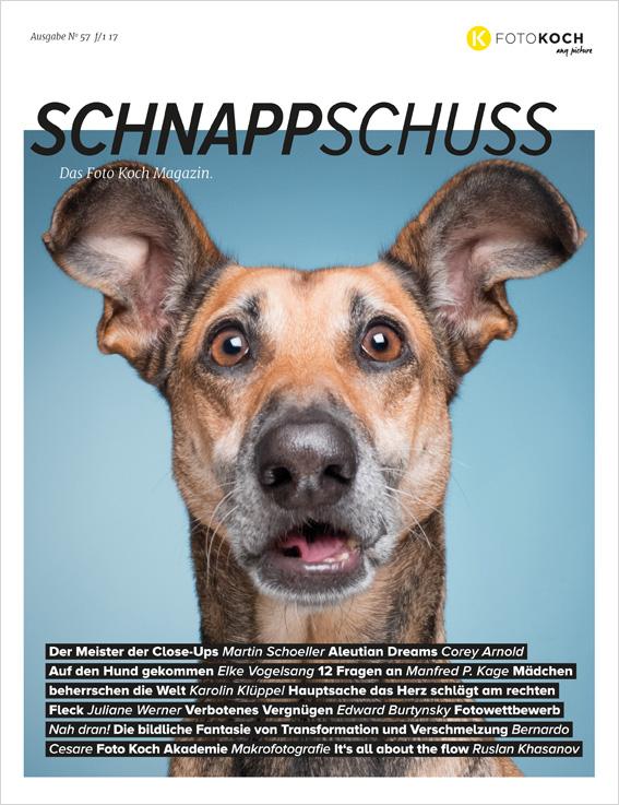 Schnappschuss Magazin 57 Close