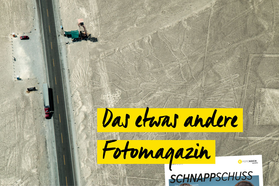 Magazin Schnappschuss