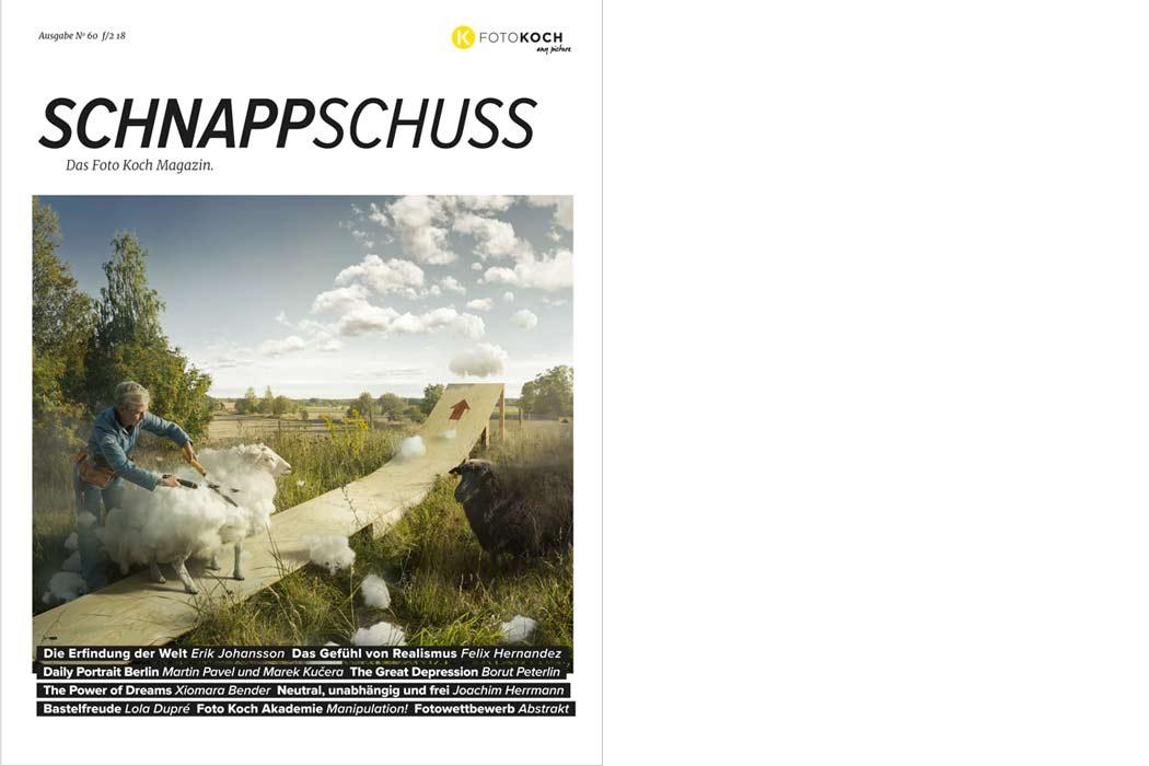 schnappschuss magazin manipulation teaser