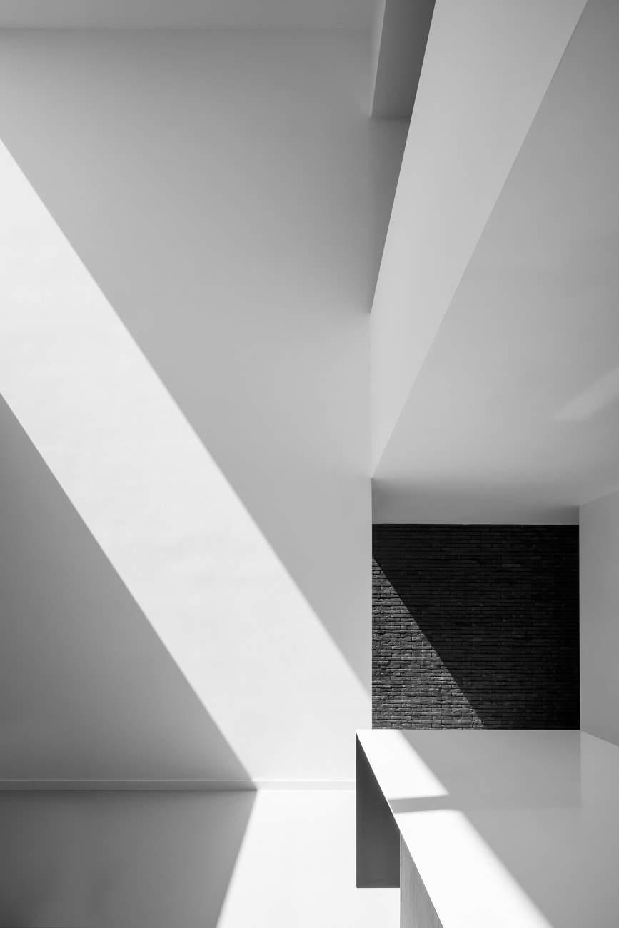 Schnappschuss 59 Baukunst Koen Van Damme VHVH House