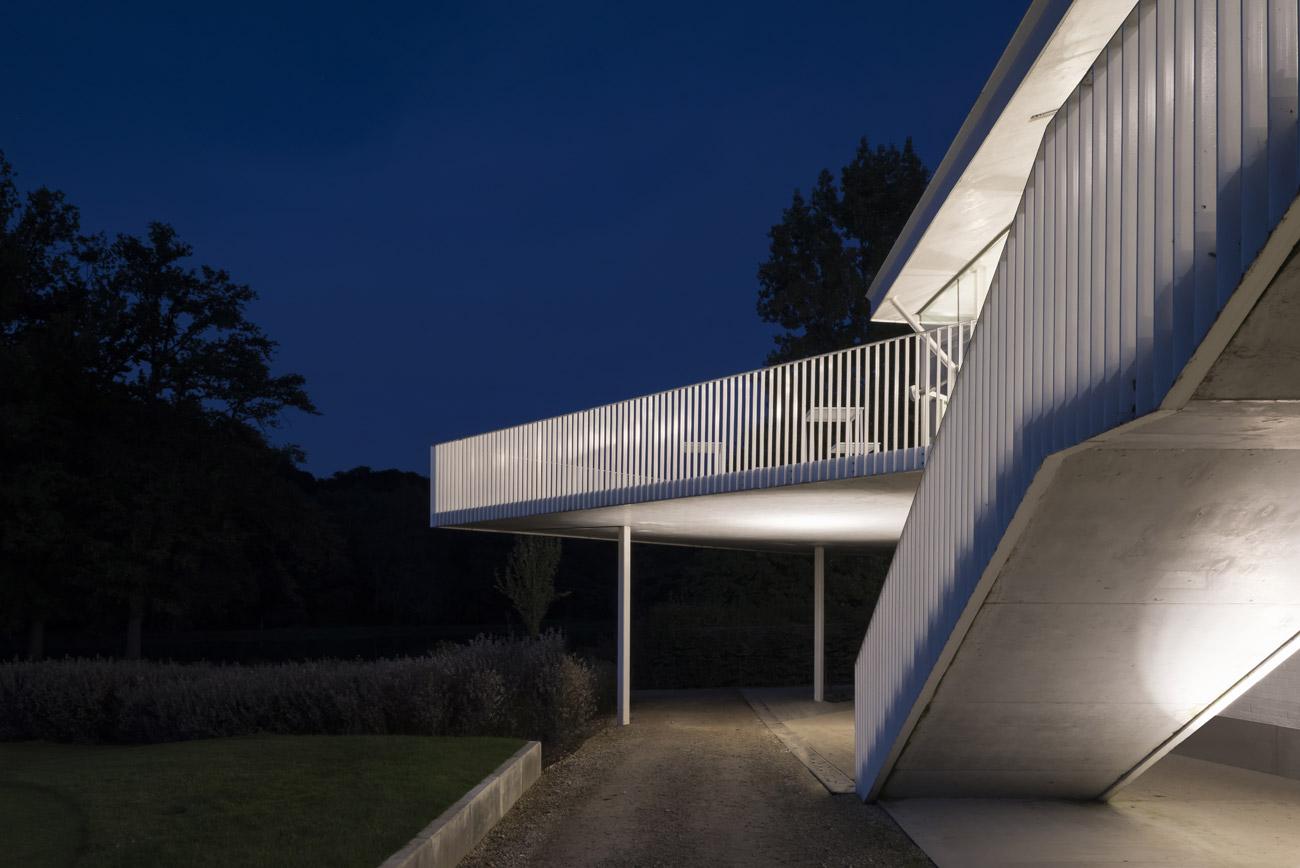 Schnappschuss 59 Baukunst Koen Van Damme Winge Golf Club