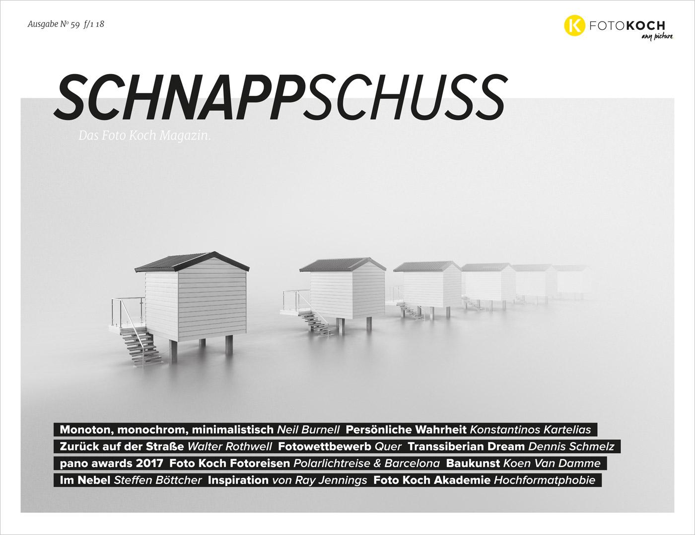 Schnappschuss No. 59 Quer